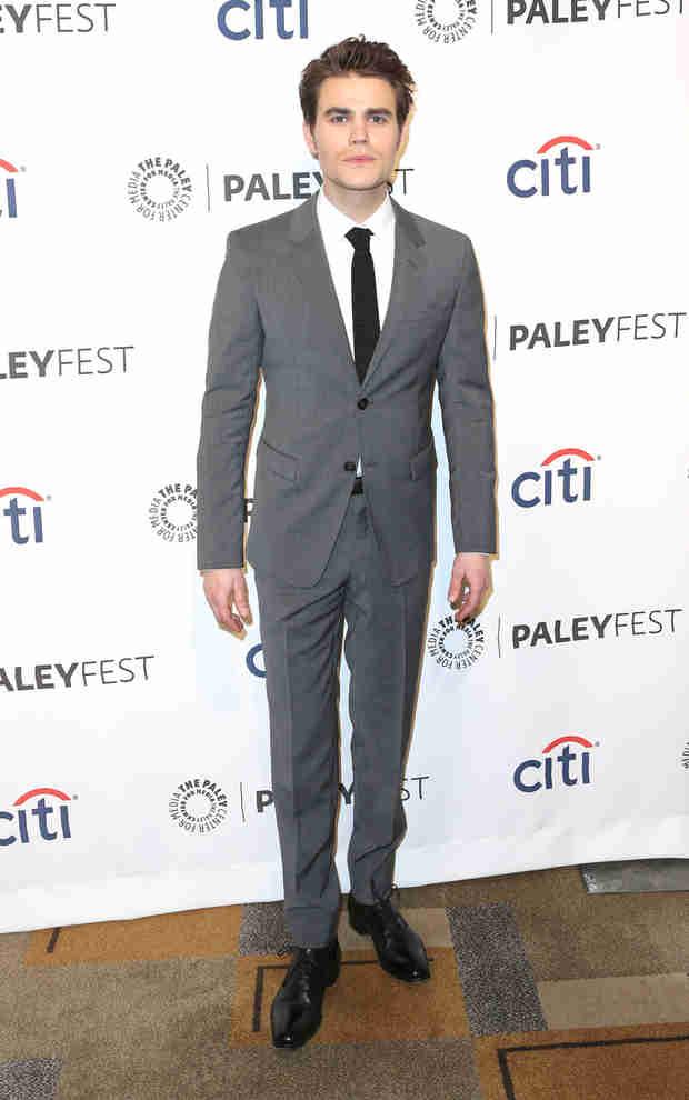 "Vampire Diaries Season 6: Paul Wesley Wants ""No Vampires"" Going Forward"