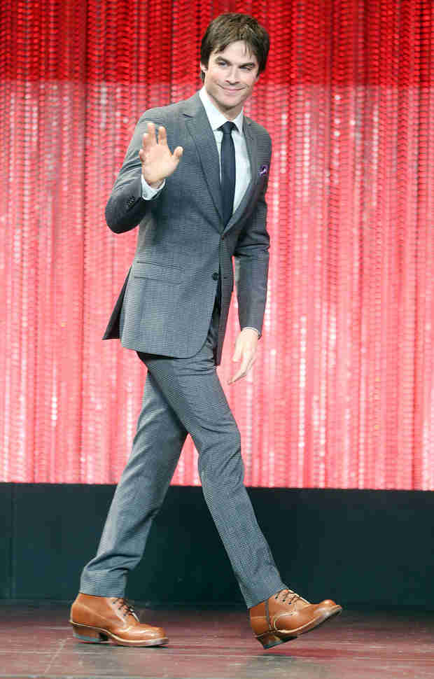 Vampire Diaries Season 6: Ian Somerhalder Says Drama Is Inevitable