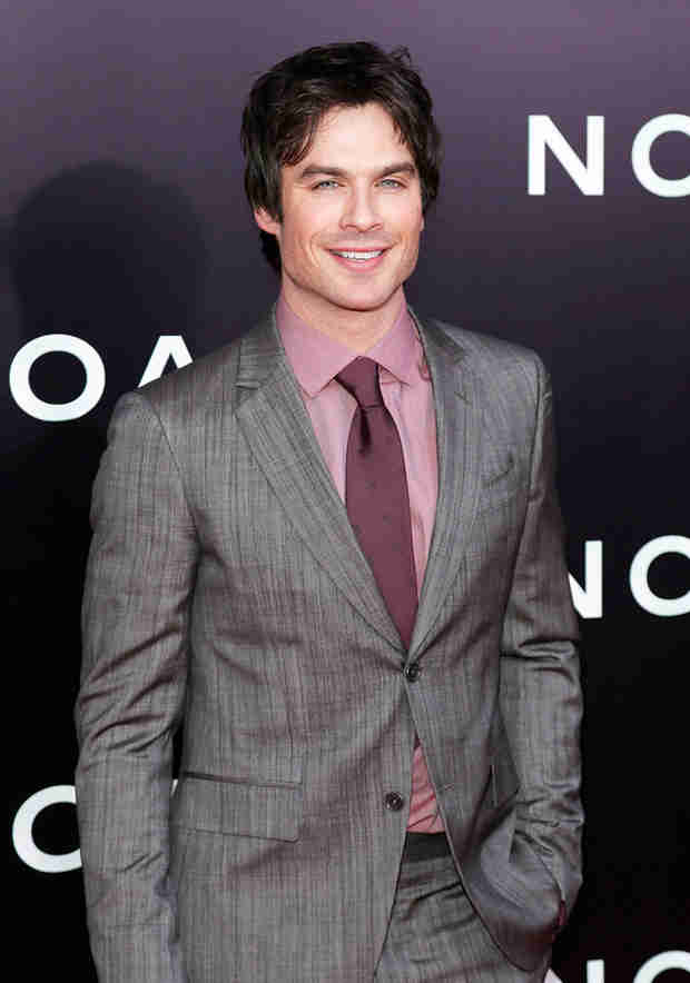 "Ian Somerhalder: ""My Heart Aches For You"" — Who's He Talking About?"