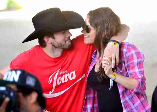 Ashton Kutcher Selling His Bachelor Pad to Shack Up with Mila