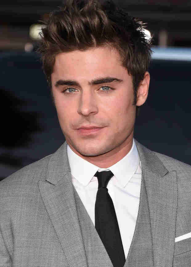 "Zac Efron: Being Open About Rehab is ""A Giant Weight Off My Chest"""