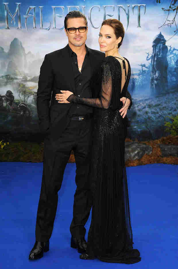 Angelina Jolie and Brad Pitt Will Leave Wedding Planning to The Kids (VIDEO)