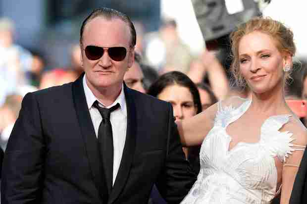 "Uma Thurman and Quentin Tarantino Are Now Dating: ""He's Loved Her For Years"""