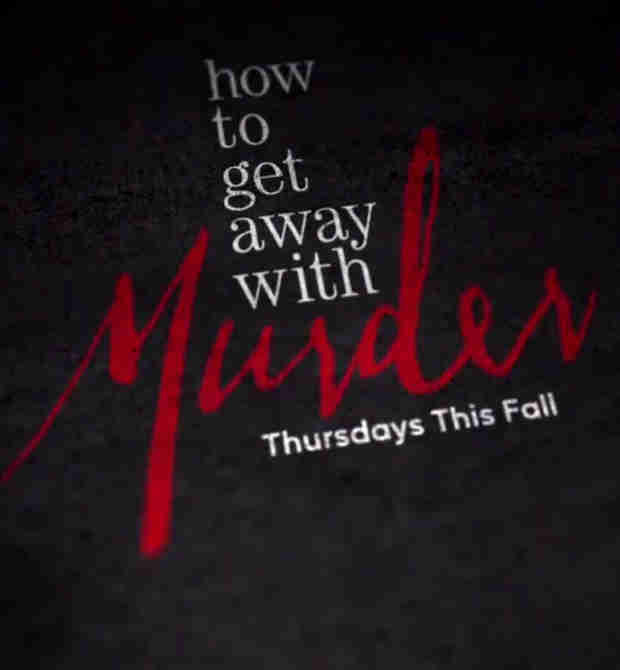 How to Get Away With Murder: See the Trailer for Shonda Rhimes's New Show (VIDEO)