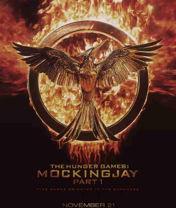 The Hunger Games: Mockingjay Breaks Free in New Motion Poster (VIDEO)