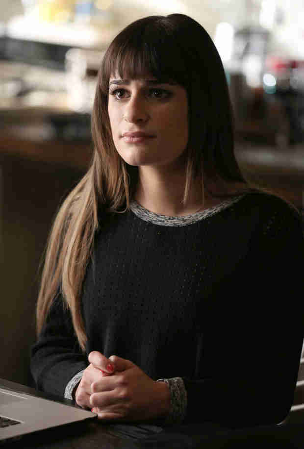 Lea Michele Emotionally Tweets About Wrapping Season 5 of Glee