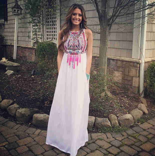Lexi Manzo Goes to Prom — See Her Gorgeous Bohemian Look!