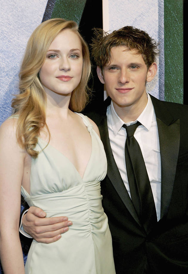 Evan Rachel Wood and Jamie Bell Split — Ending Marriage After 19 Months (VIDEO)