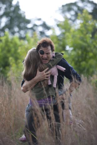 The Walking Dead: Meyrick Murphy Praises David Morrissey (and His Secret Trick)