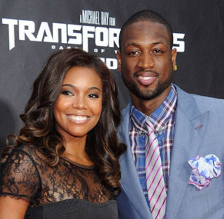 "Gabrielle Union Calls Dwyane Wade ""Groomzilla"" in Wedding Planning"