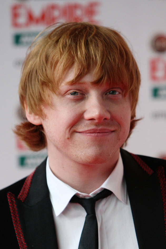 "Rupert Grint Can Sing! Listen to His Pop Track ""Lightning"" Now (VIDEO)"