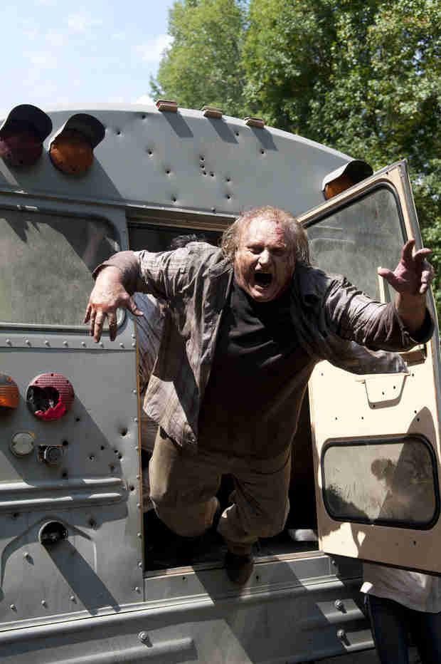 Former Walking Dead Showrunner Glen Mazzara Developing Omen Series For Lifetime