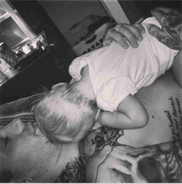 Adam Lind's Daughter Paislee, Heads to Acute Care — Is She OK? (PHOTO)
