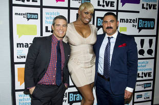 Brandon DeShazer: NeNe Leakes Only Supports the Gay Community For the Money!