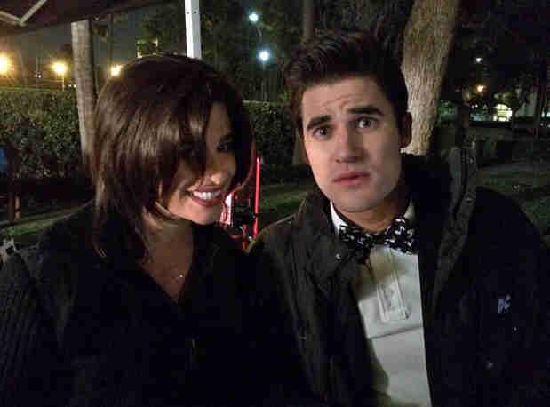 "Glee Season 6: Lea Michele Promises a ""Big Surprise"" For Rachel, Sam, and Blaine"