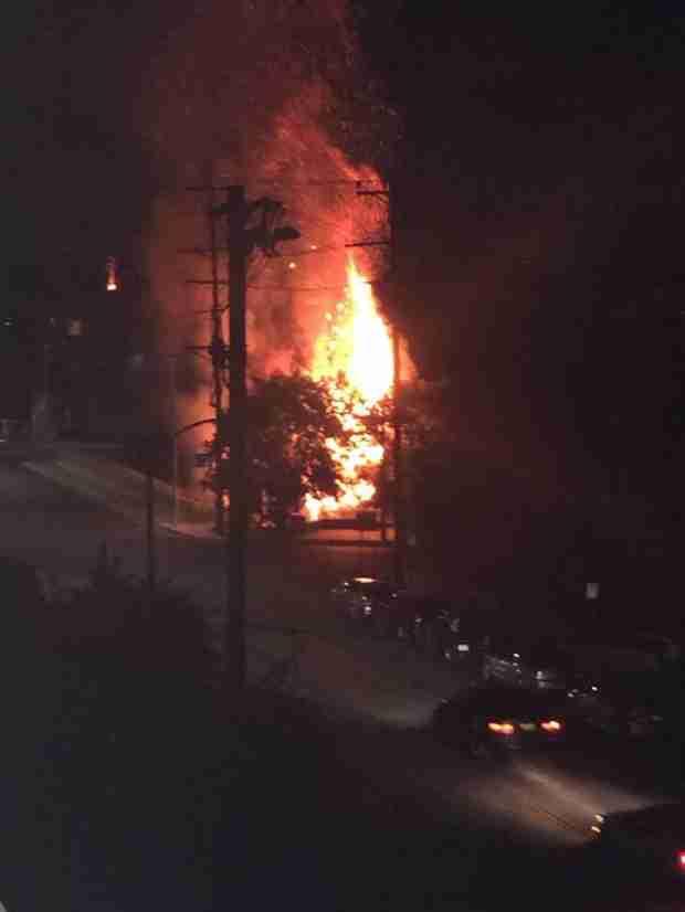 Grey's Anatomy Star Camilla Luddington Calls 911 Amid Scary Fire