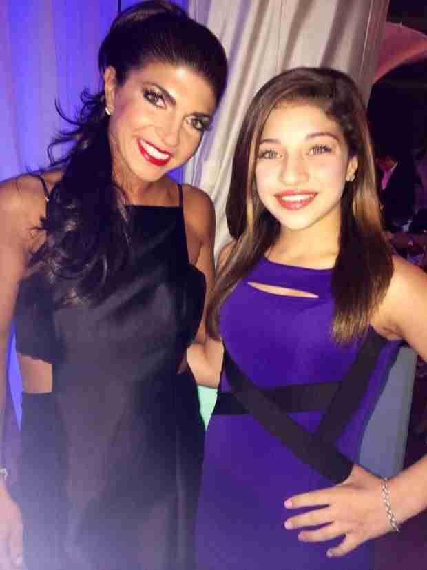 Gia Giudice Doesn't Know What She Would Do Without Teresa In Her Life