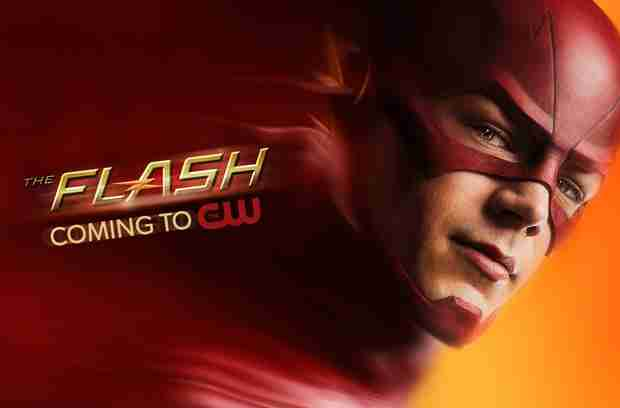 See Grant Gustin in The Flash Trailer (VIDEO)