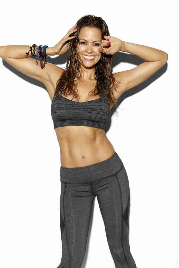 Brooke Burke-Charvet on Her New Fitness Line and Shaping Up for Summer — Exclusive