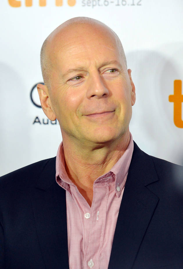 Does Bruce Willis —  Father of Five Girls — Want to Have a Baby Boy Soon?