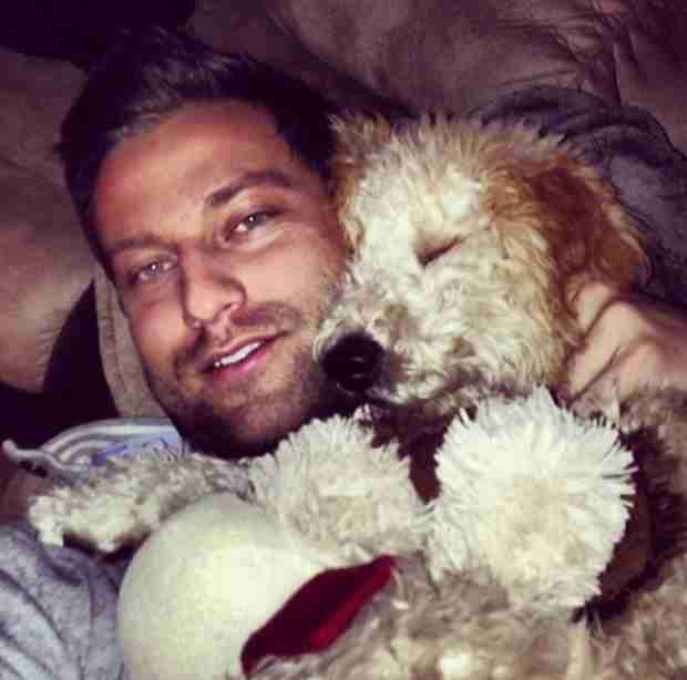 Bachelorette 2014 Premiere Hot Mess of the Week: Chris Bukowski
