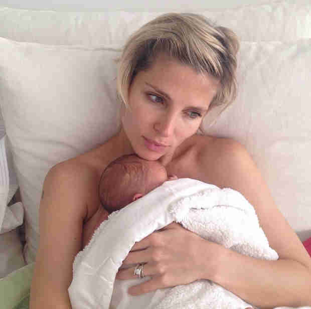 Chris Hemsworth and Elsa Pataky's Twin Boys: See The Adorable New Photo!