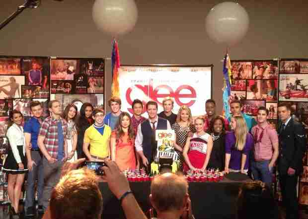 Glee Star Weighs in on Possible Cast Shakeup For Season 6
