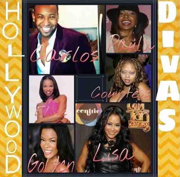 Todd Tucker's Show Hollywood Divas: Lisa Wu, Countess Vaughn, More Star!