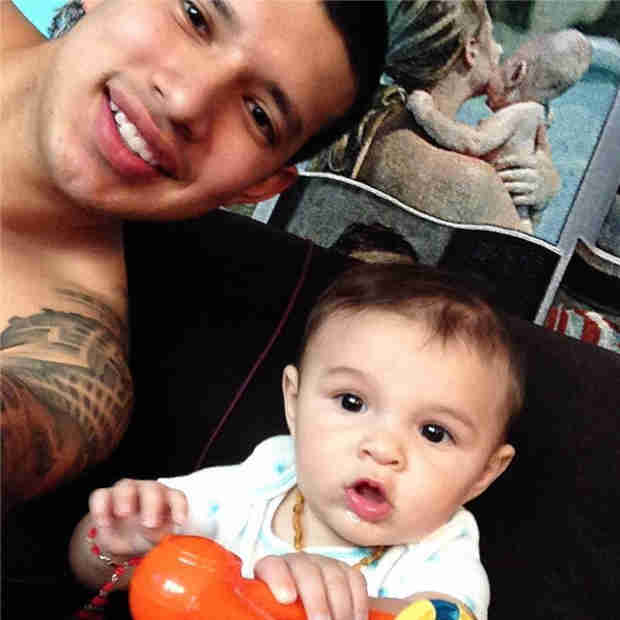 How Does Javi Marroquin Help Motivate Kailyn Lowry to Stay Fit? (PHOTO)