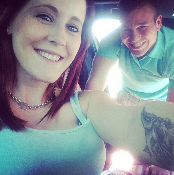 Jenelle Evans and Nathan Griffith Stronger Than Ever — Take That, Haters!