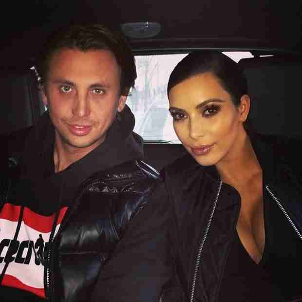 Kim Kardashian's BFF Jonathan Cheban Attacked in Brooklyn Restaurant!