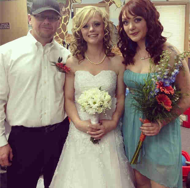 Katie Yeager Walks Down the Aisle! — Who Got Married?
