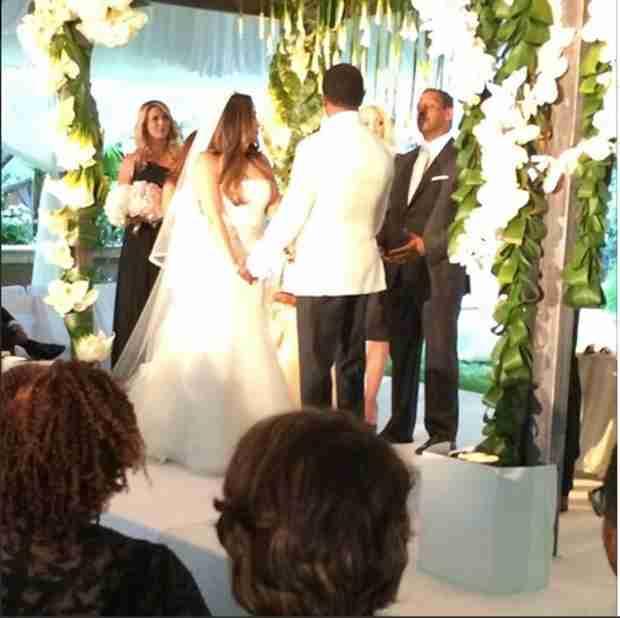 "Kenneth ""Babyface"" Edmonds Marries Nicole Pantenburg in Star-Studded Wedding — See Her Dress!"