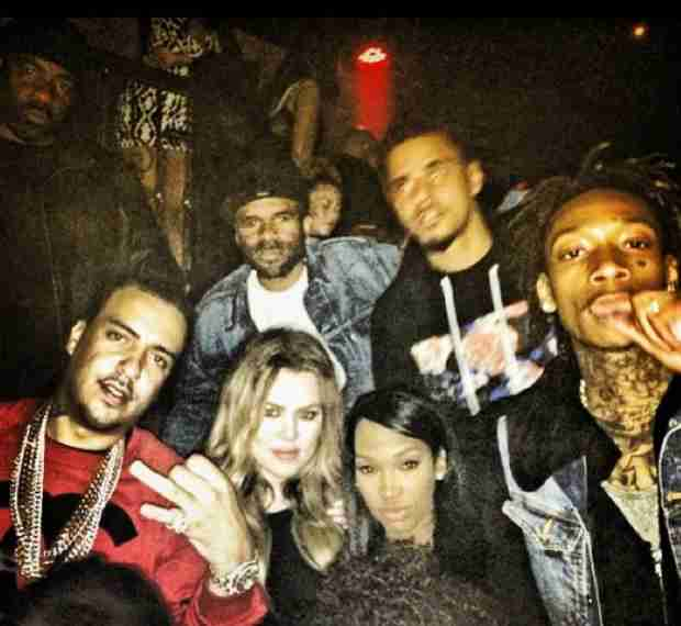 Khloe Kardashian and French Montana Make it Exclusive — Report