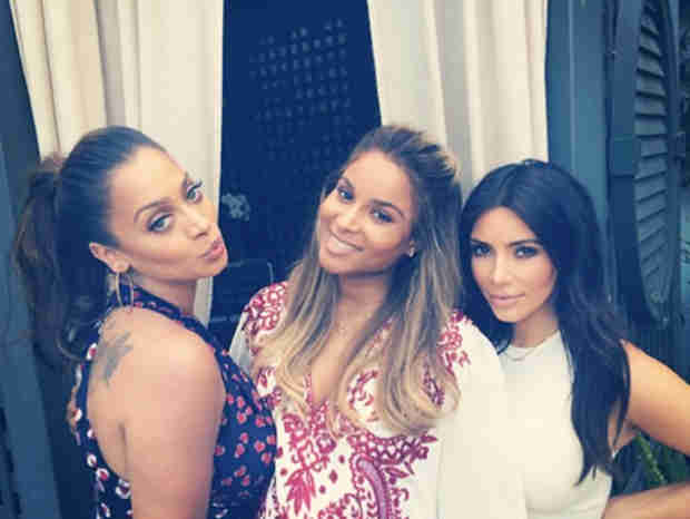 Which Celebrity Gave Pregnant Ciara Baby Advice?