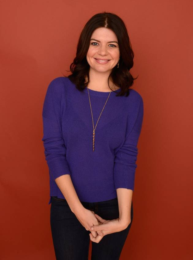 Casey Wilson Marries Happy Endings Creator David Caspe