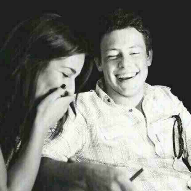 "Lea Michele Posts Cory Monteith Photo on His Birthday: He Had the ""Most Beautiful Smile"" (VIDEO)"