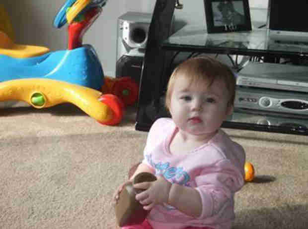 Throwback Thursday: Amber Portwood Shares an Old Photo of Leah Shirley