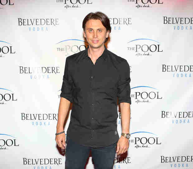 "Kim Kardashian's BFF Jonathan Cheban: ""I'm the Kanye West of Food"""