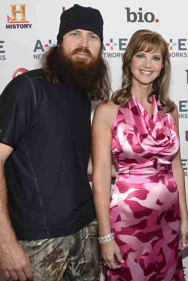 Duck Dynasty's Jase and Missy Robertson Reveal They Had a Miscarriage