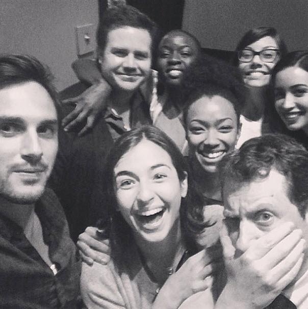 The Walking Dead Season 5 Production: Gale Anne Hurd Talks Premiere, Fan Love and Hate