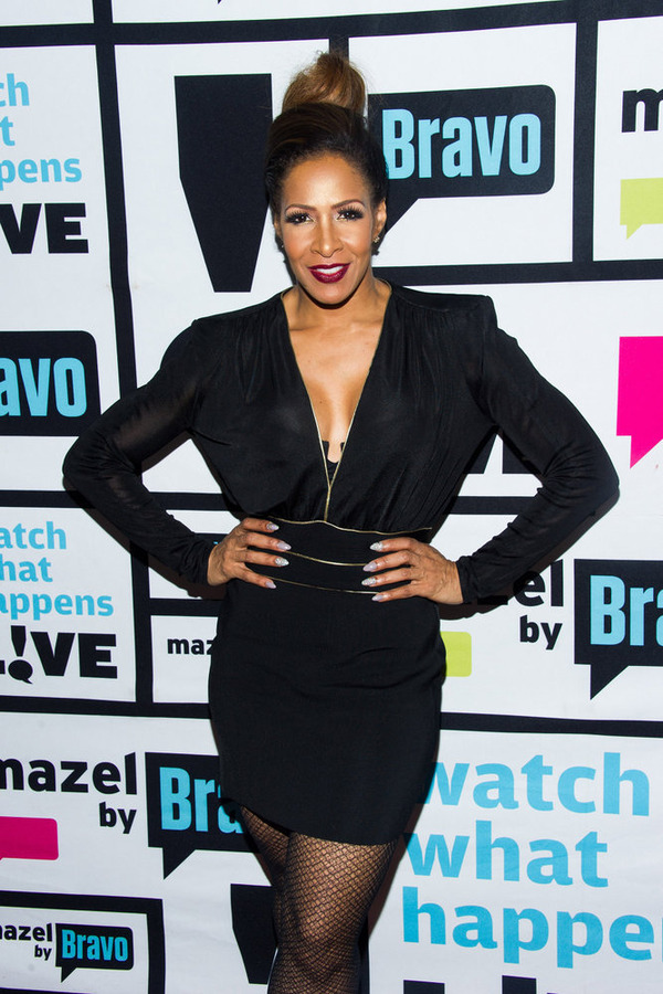 Sheree Whitfield Owes Over $100K in Back Taxes, Says the Federal Government