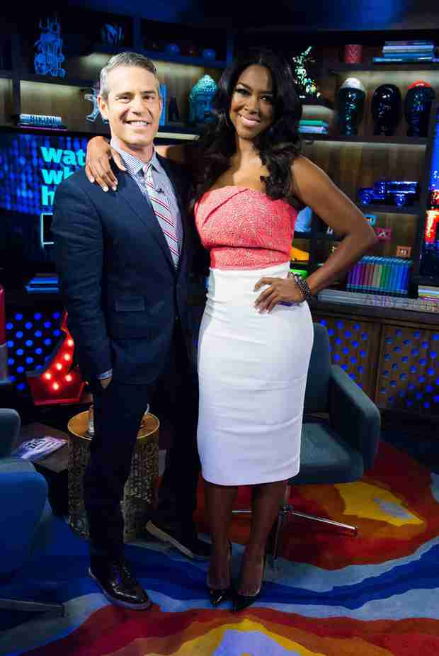 Kenya Moore's One-on-One Ratings the Lowest of the RHoA Specials
