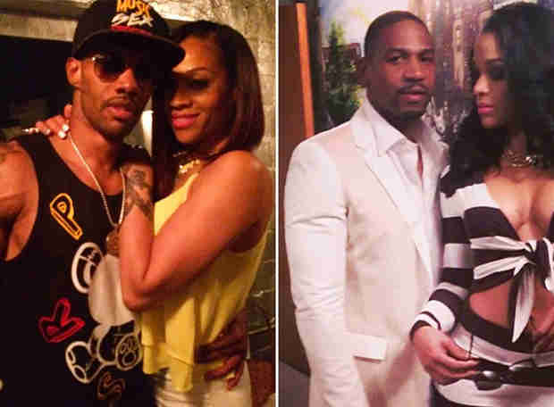 "Mimi Faust Reacts to Stevie J.'s Threats: ""I Have No Idea Who That Person Is"""