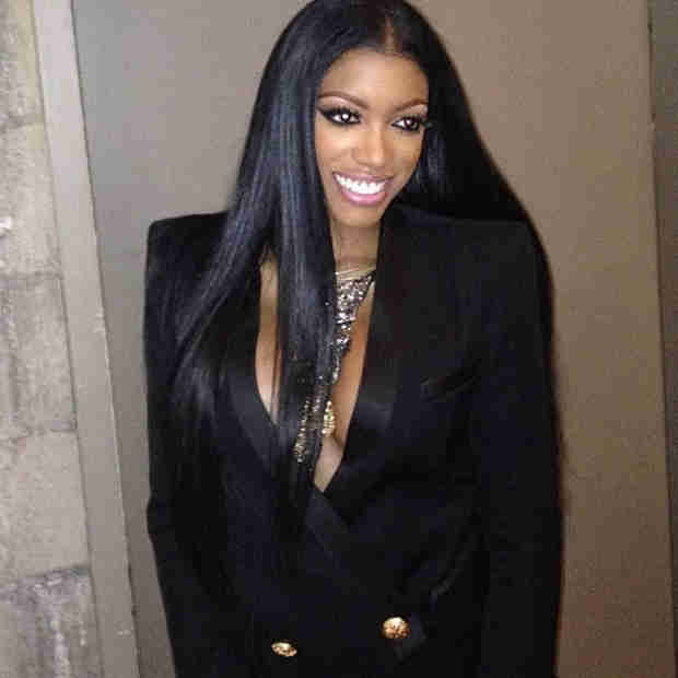 "Porsha Stewart on Returning For RHoA Season 7: ""I Would Like It to Work Out"" (VIDEO)"