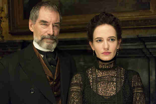 Sneak Peek of Penny Dreadful Season 1, Episode 3 — Mina Appears to Vanessa! (VIDEO)