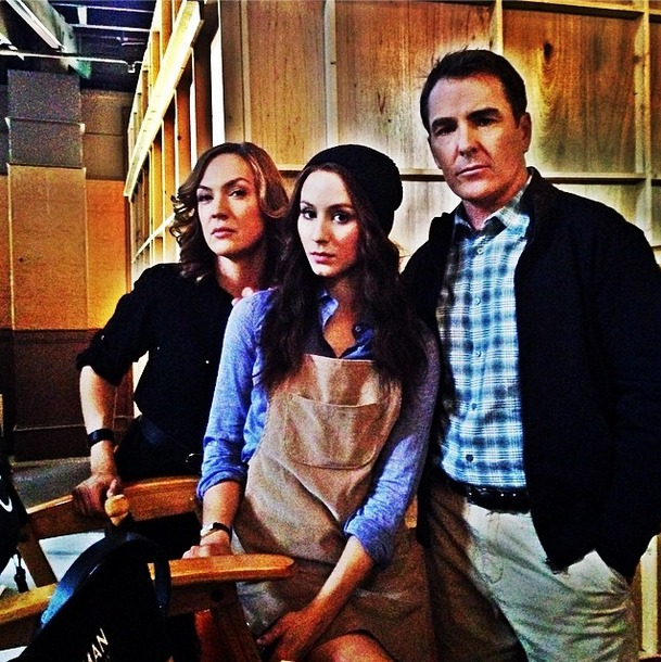 "Pretty Little Liars 100th Episode — Get Ready For ""Hastings Family Dysfunction"" (PHOTO)"