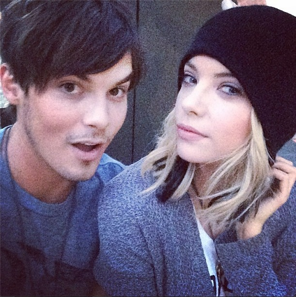 Ashley Benson and Shay Mitchell Welcome Tyler Blackburn Back to Pretty Little Liars (VIDEO)