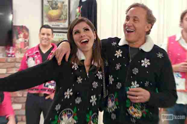Real Housewives of Orange County Season 9, Episode 4 Recap — Ugly Sweater Party!