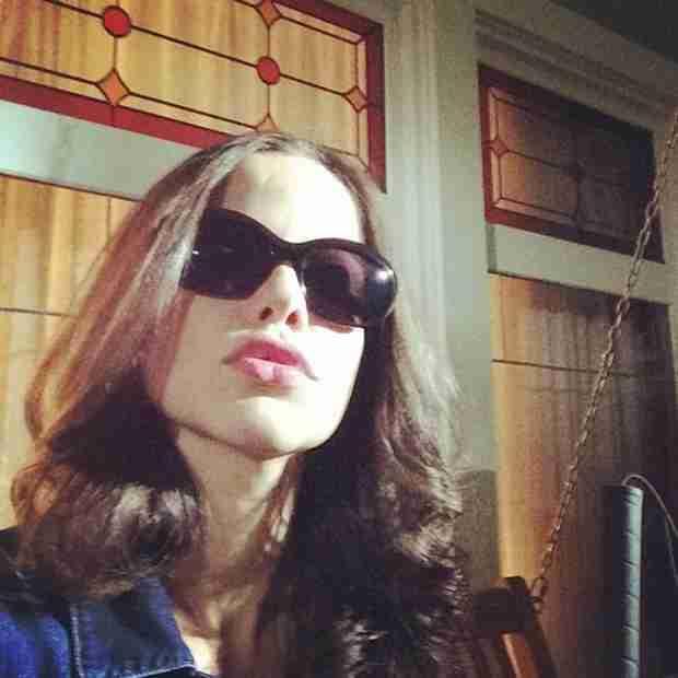 Pretty Little Liars Season 5 Spoilers: Jenna Is Back! (PHOTO)